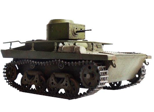 Старые фото танка Т-37. Подборка-2