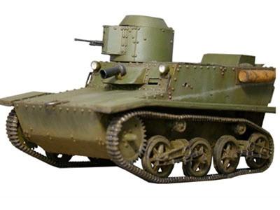 Плавающий танк Т-41