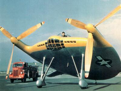 4-Секретная авиация США ВМВ